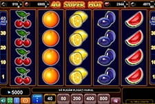 Joc de tip slot 40 super hot, Circus