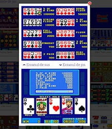Aparat video poker Digital Electronic