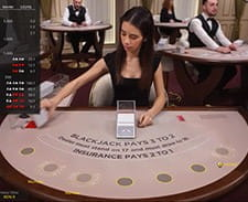 Blackjack live la Baumbet Casino