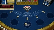Blackjack Progresiv