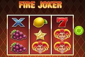 Slot Fire Joker la Winmasters Casino