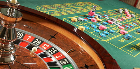 Grand Casino Roulette de la Evolution Gaming