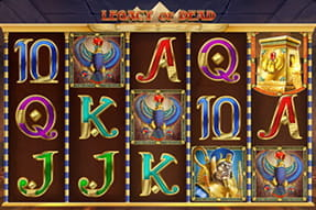Legacy of Dead Slot la Maxbet Mobile