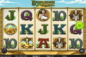 Slot leprechaun goes Egypt la Winmasters Casino