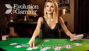 Cel mai bun live casino de la Evolution Gaming