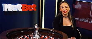Ruleta Live NetBet Casino