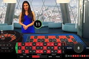 Ruleta Europeană Live la Fortuna Casino