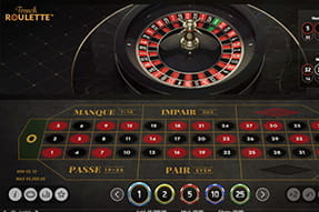 Fench Roulette la Maxbet Mobile