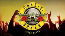 Slot Guns and Roses de la NetEnt