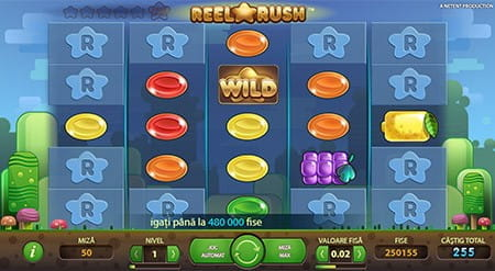 Joc de tip slot Reel Rush