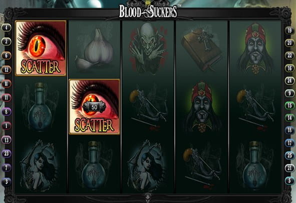 Bloodsuckers slot