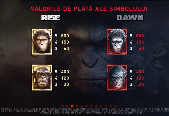 Jucați Planet of the Apes în modul demo