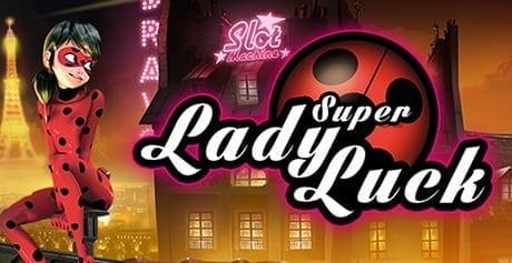 Slot Super Lady Luck de la iSoftBet