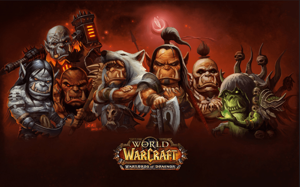 World of Warcraft – de tip RPG
