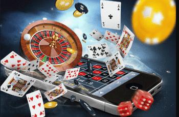 Imagine cu jocuri de casino