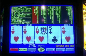 Secretele aparatelor de video poker